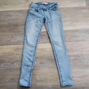 Women's 524 Skinny Levi's size 0
